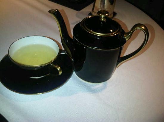 Blakes Hotel: The tea