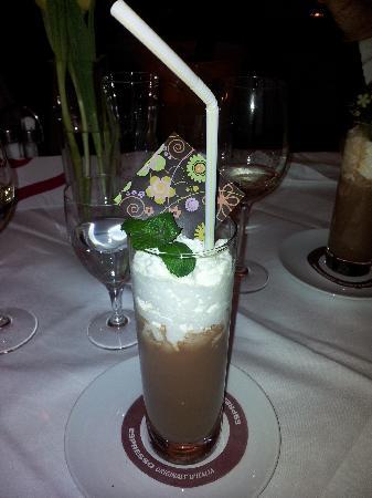 Steinerwirt: dessert after dinner