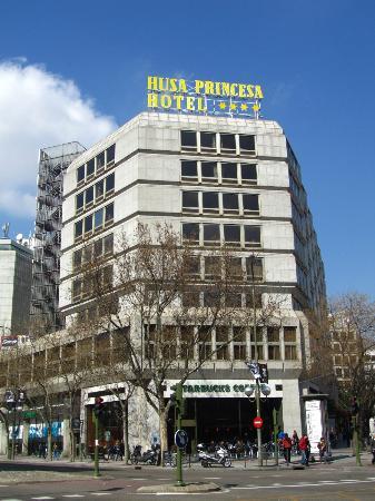Hotel Meli Ef Bf Bd Princesa Calle De La Princesa Madrid