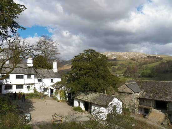 Troutbeck, UK: The House and Outbuildings