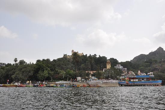 Mount Abu, India: Nakki lake