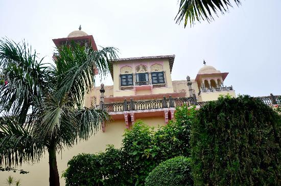 Mount Abu, India: Jaipur house hotel