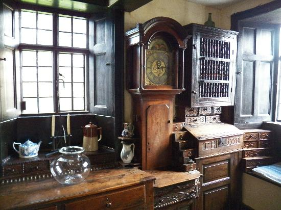 Townend : Inside the House