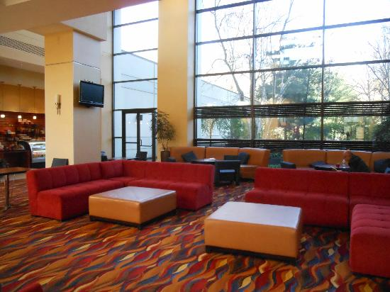 Pittsburgh Airport Marriott: Marriott Pittsburgh airport