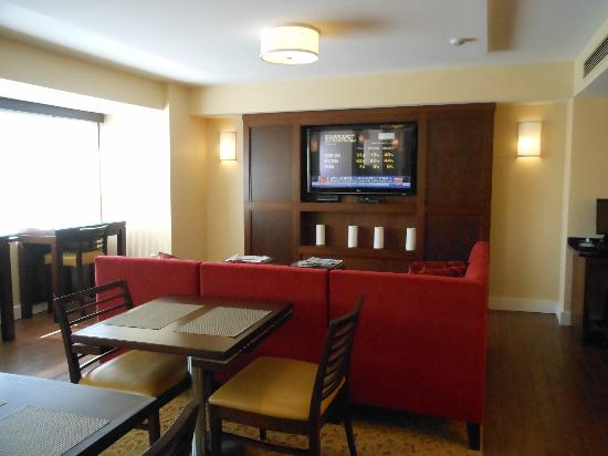 Pittsburgh Airport Marriott: Marriott Pittsburgh airport Concierge Lounge