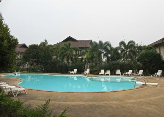 Le Plan de l39;Hôtel  Bild von Teak Garden Spa Resort