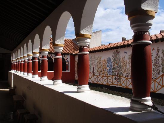 Arbeia Roman Fort and Museum: Inside the CO's Quarters