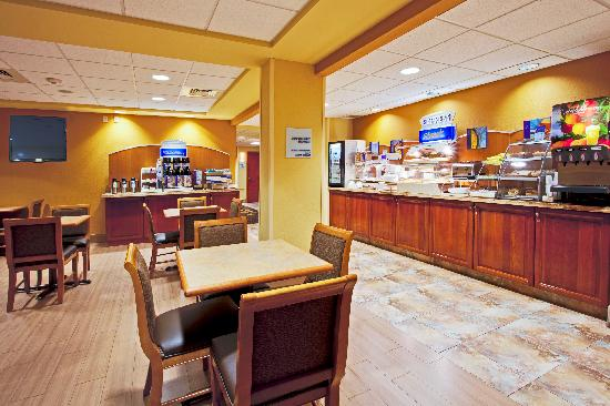 Holiday Inn Express & Suites Fort Lauderdale Airport West: Breakfast Bar
