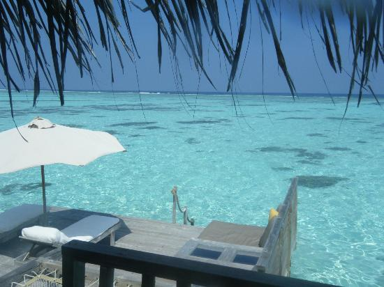 Gili Lankanfushi Maldives: View
