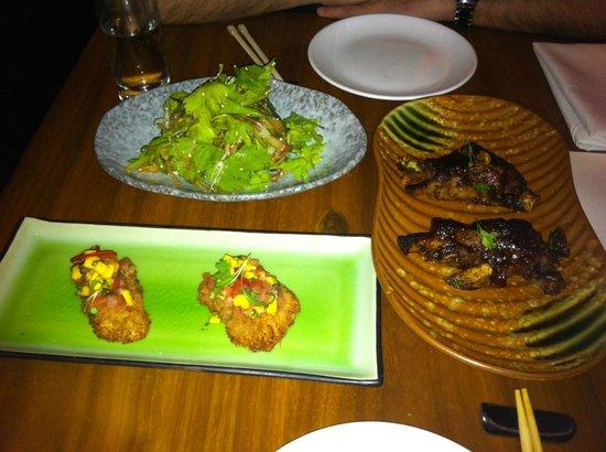 Kittichai : Photo of the food