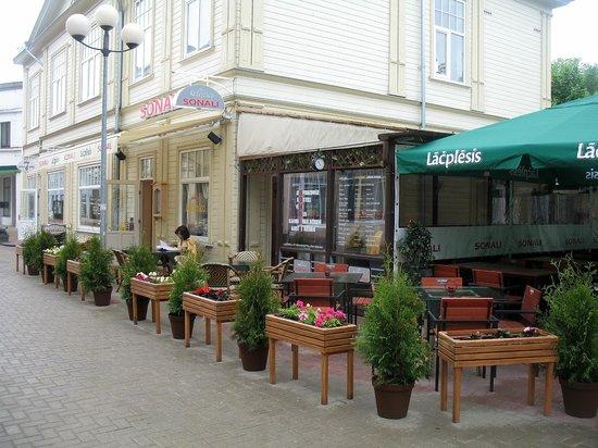 ЮРМАЛА, ЙОМАС-39. кафе SONALI +37129296648