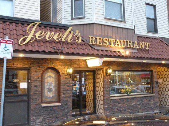 Just Love Family Owned Italian Review Of Jeveli S