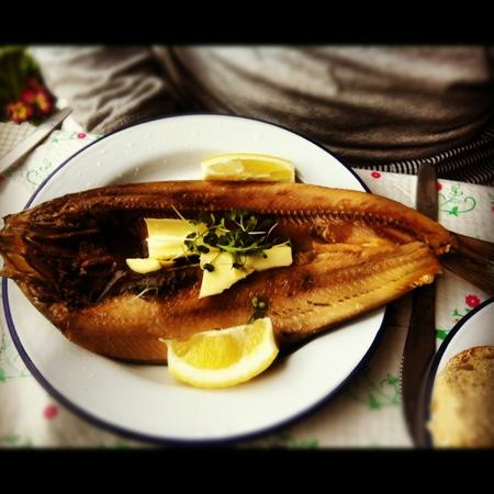 The Little Fish Market: Manx kipper