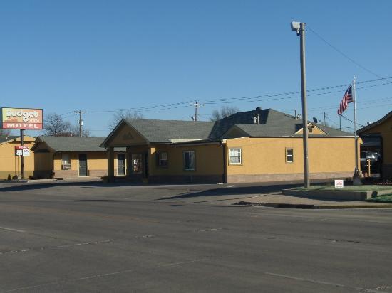 Budget Inn El Reno: Motel