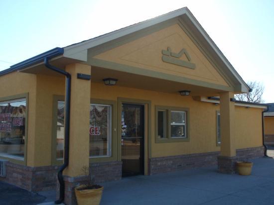 Budget Inn El Reno: Office