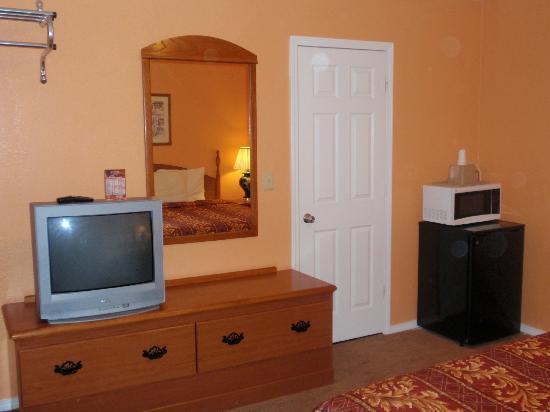 Budget Inn El Reno: Room