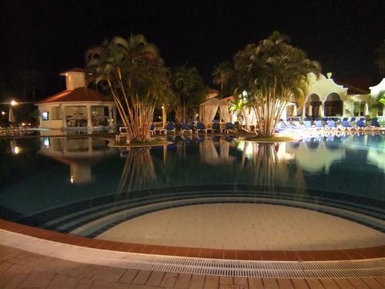Paradisus Princesa del Mar Resort & Spa: Vista nocturna 1
