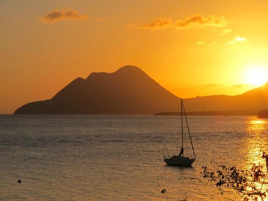 Sainte-Luce, Martinique: Vue de la piscine