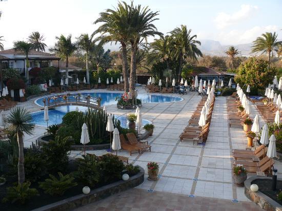 Seaside Grand Hotel Residencia: Poolbereich