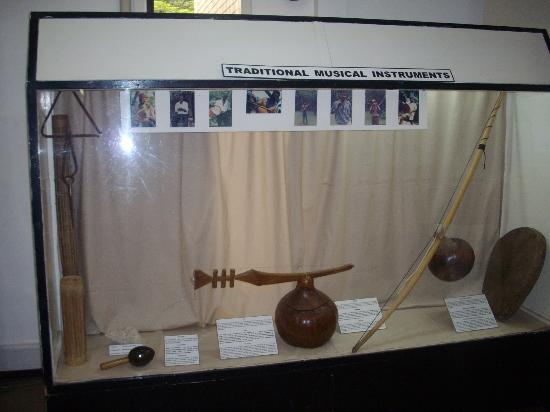 Seychelles Natural History Museum: Musical History
