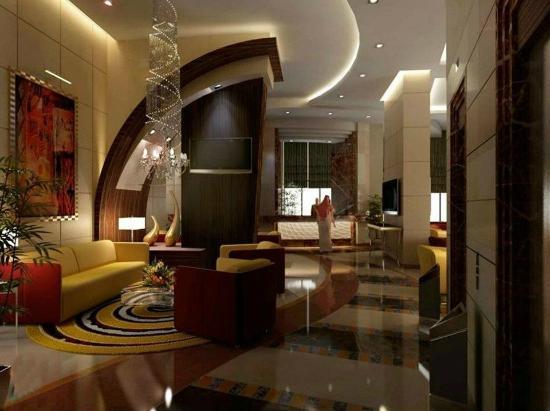 Elaf Kinda Hotel: reception