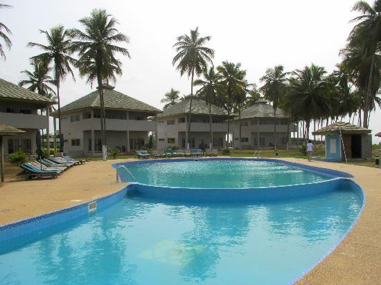 Elmina Bay Resort: Piscine