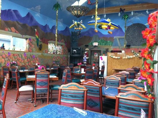 Casa del Rio: Secondary Dining Area