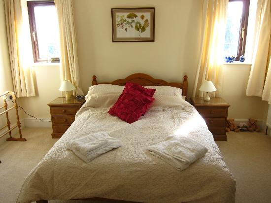 Woodlands Bed & Breakfast: Bedroom