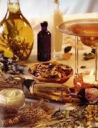 Bliss Bodywork: Oils and Spices