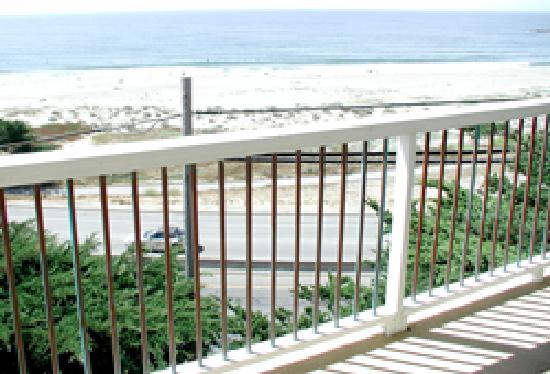 Pacifica Beach Hotel: Balcony