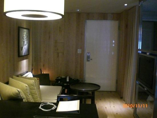 Gloria Residence : Apartment entrance