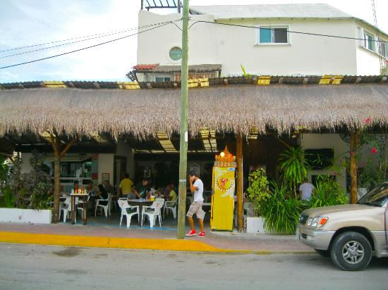 Los Aguachiles: Aquachiles Restaurant