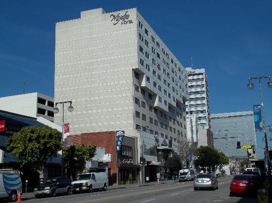 Miyako Hotel Los Angeles: Hotel