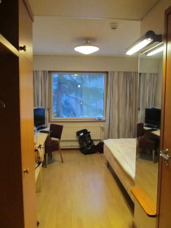 Hotel Rantapuisto: double room