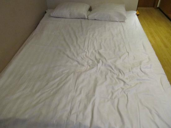 Hotel Rantapuisto: double bed