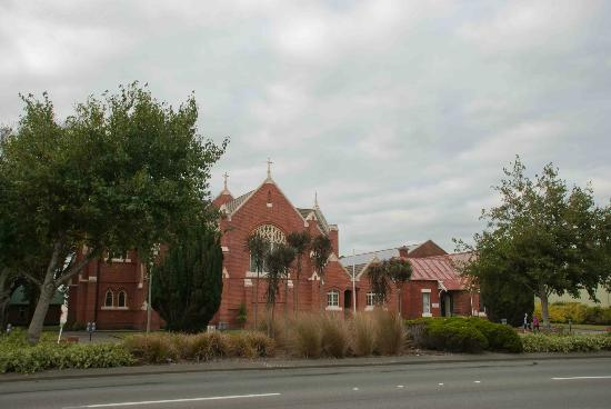 St. John's Anglican Church in Invercargill