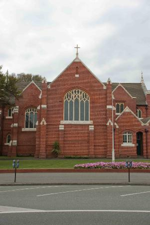 St. John's Anglican Church: A nice, traditional building