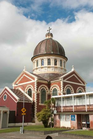 St. Mary's Basilica: A beautiful building in Invercargill