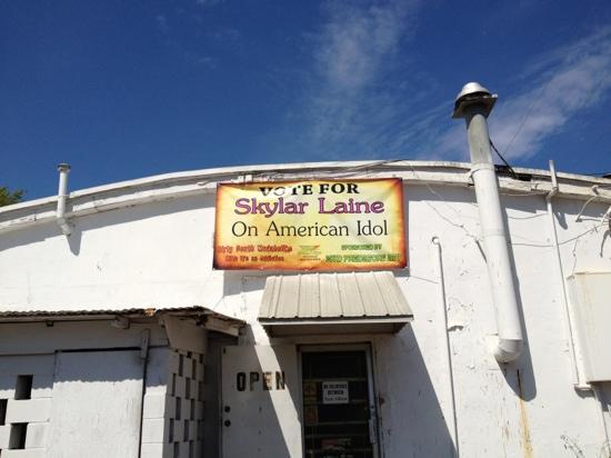 American Idol contestant Skyler Laine's folks own Beatty Street Grocery.