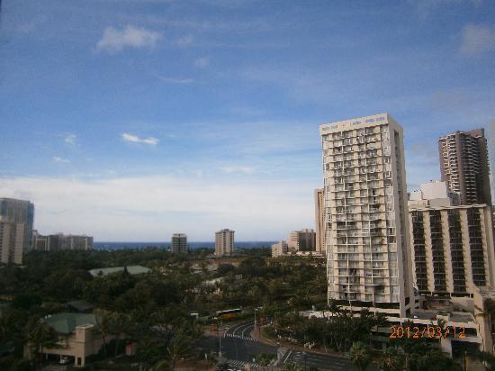 Hawaiian Monarch Hotel: 海側