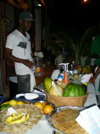 Les Mardis de Grand Case (Harmony Night): Sumptious healthy grab and eat foods