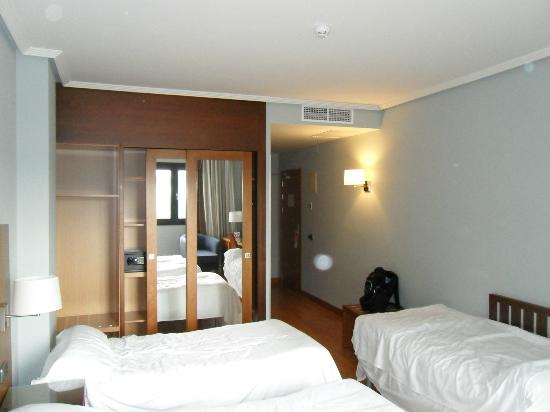 Hotel Avant Torrejon: room