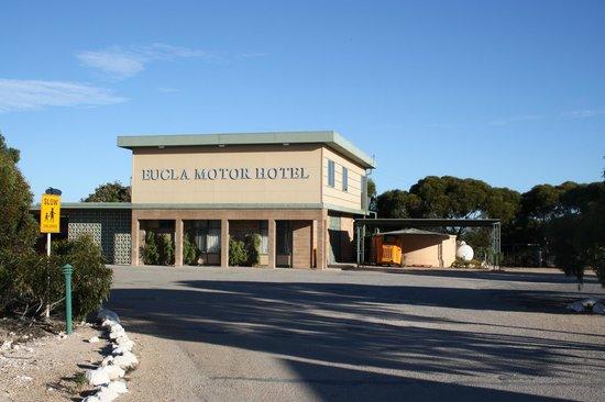 Eucla, Avustralya: Motel