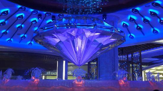 Fortune Diamond (Galaxy Macau): Fortune Diamond - Purple Blue