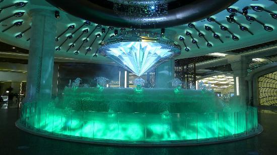 Fortune Diamond (Galaxy Macau): Fortune Diamond - Green