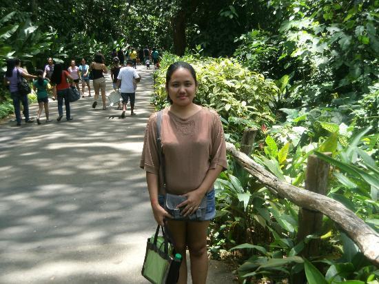 La Mesa Eco Park: entrance