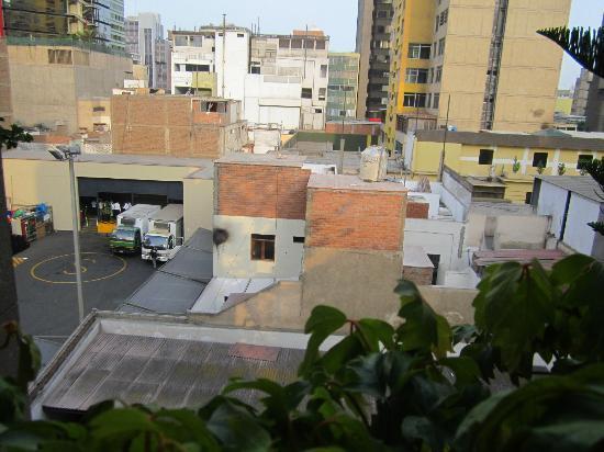 Antara Hotel: Vista desde mi Habitación