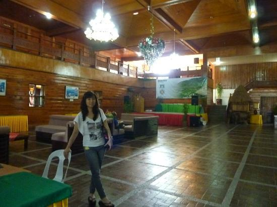 Banaue Hotel and Youth Hostel: Lobby