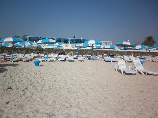 El Mouradi Club Selima: The beach