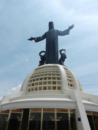 Santuario de Cristo Rey: Cristo Rey